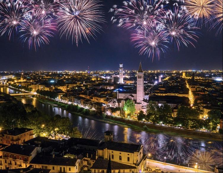 celebrate in verona